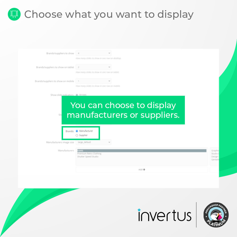 module - Marques & Fabricants - Brand Slider Simple - Partners, Manufacturers logo - 6