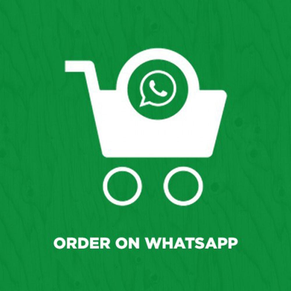 module - Gestion des Commandes - Order on WhatsApp - 1