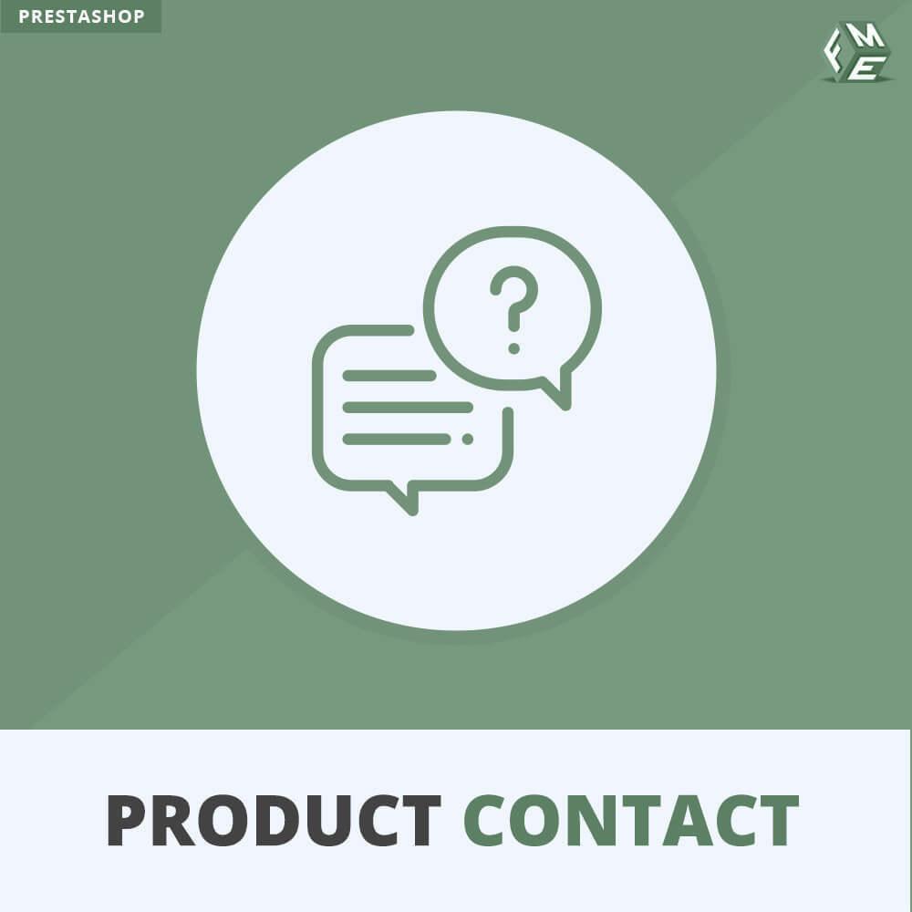module - Formularz kontaktowy & Ankiety - Kontakt z Produktem - Formularz Zapytania - 1