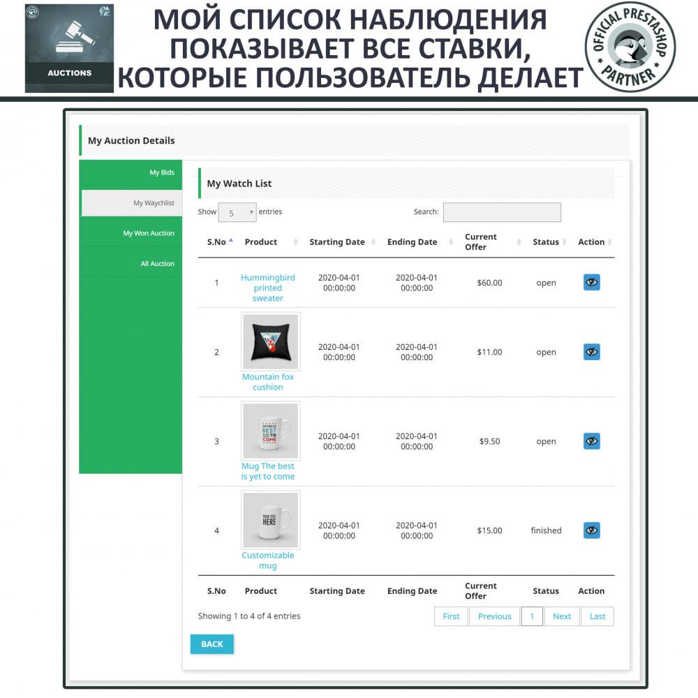 module - Создать сайт аукционов - Про Аукцион, Система Онлайн аукционов и торгов - 21