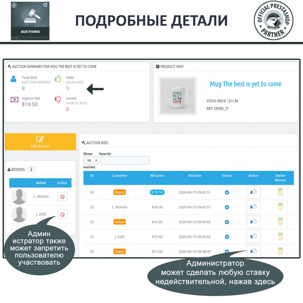 module - Создать сайт аукционов - Про Аукцион, Система Онлайн аукционов и торгов - 24