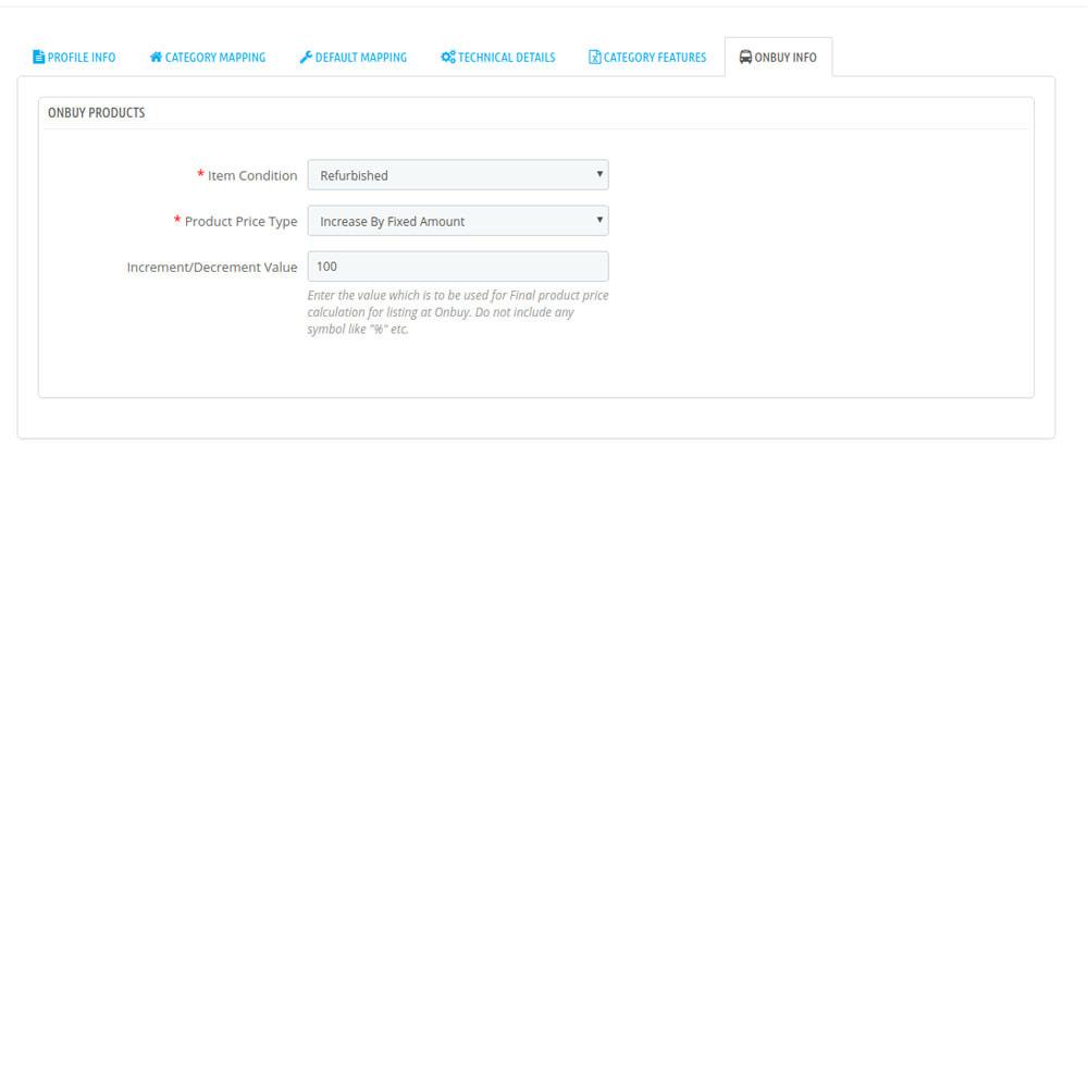 module - Integrazione (CRM, ERP...) - OnBuy Integration - 10