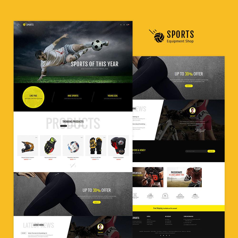 theme - Спорт и Путешествия - Sports Store - 2