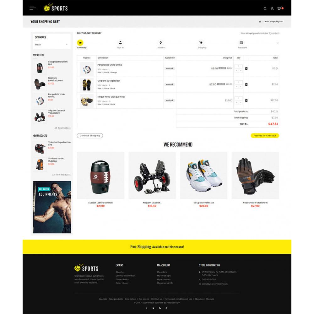 theme - Спорт и Путешествия - Sports Store - 6