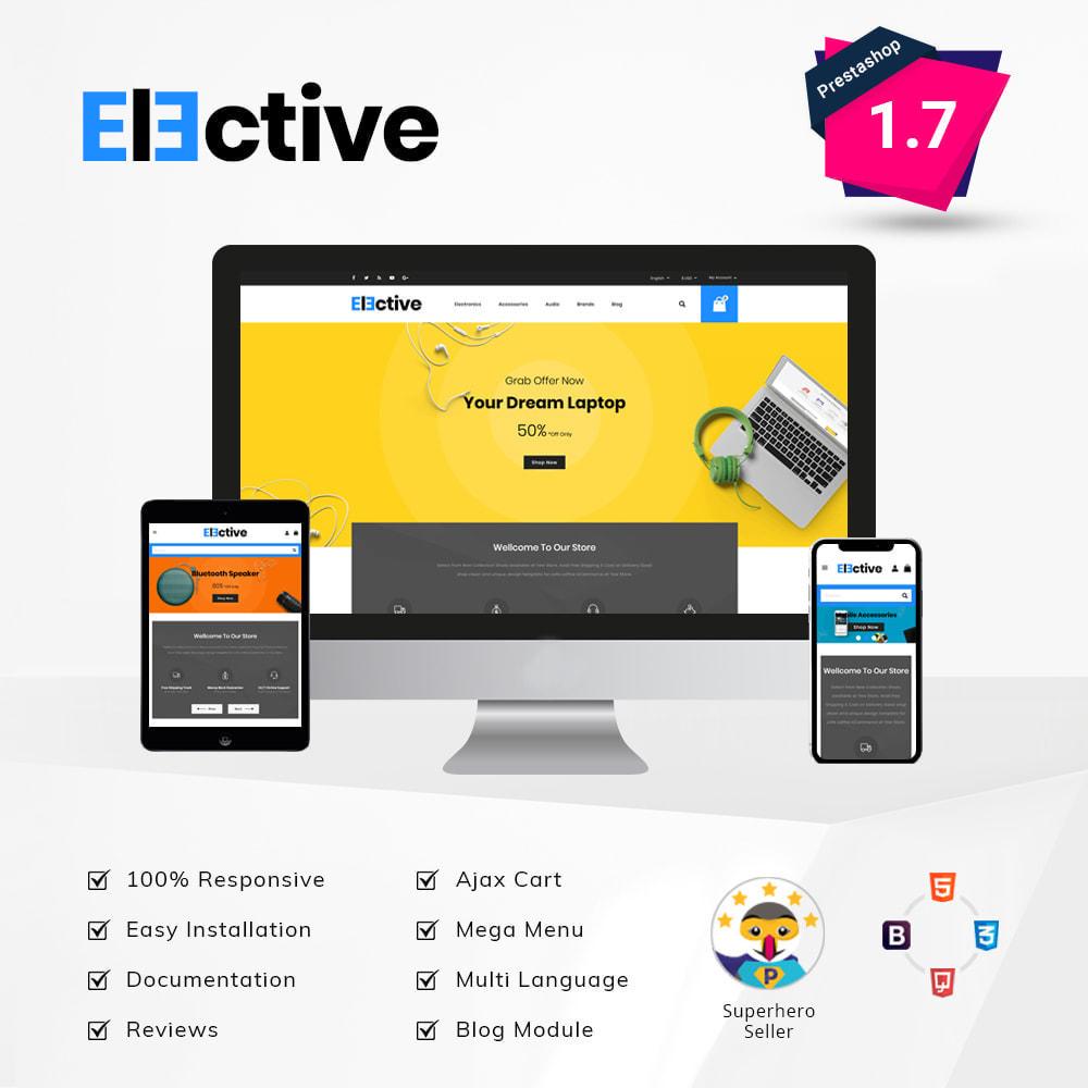 theme - Electrónica e High Tech - The Elective - Electronic Store - 1
