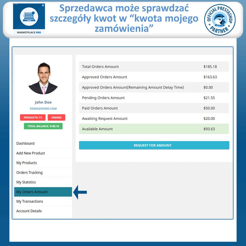 module - Stworzenia platformy handlowej - Multi Vendor Marketplace  - Marketplace Pro - 18