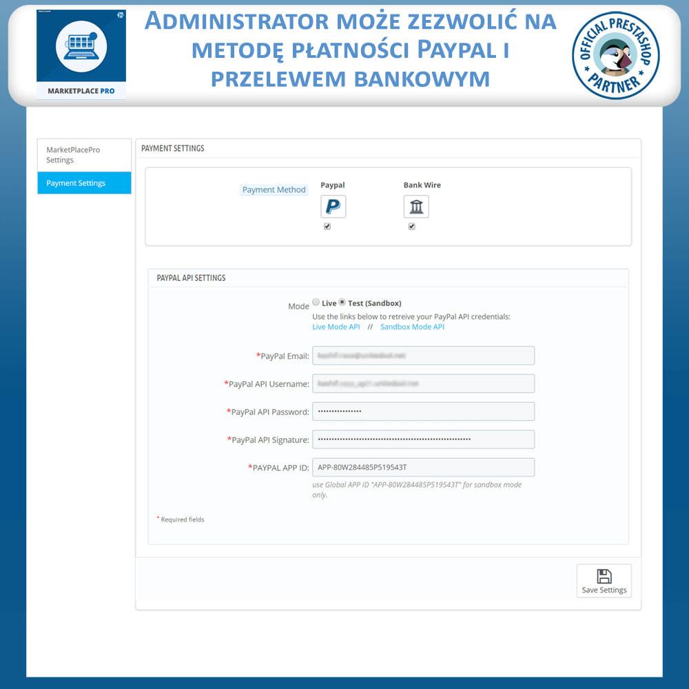 module - Stworzenia platformy handlowej - Multi Vendor Marketplace  - Marketplace Pro - 22
