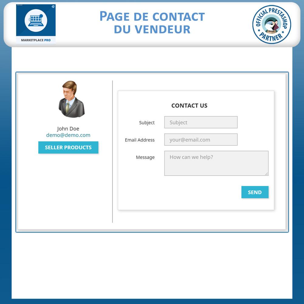 module - Création de Marketplace - Multi Vendor Marketplace  - Marketplace Pro - 10