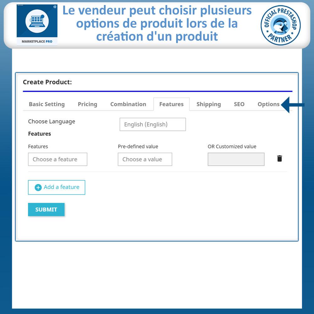 module - Création de Marketplace - Multi Vendor Marketplace  - Marketplace Pro - 18