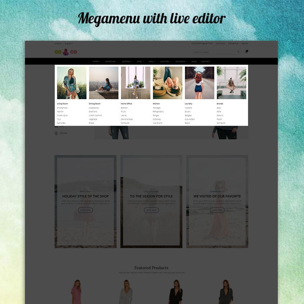 theme - Moda y Calzado - Coco - Fashion and Shose online store. - 2
