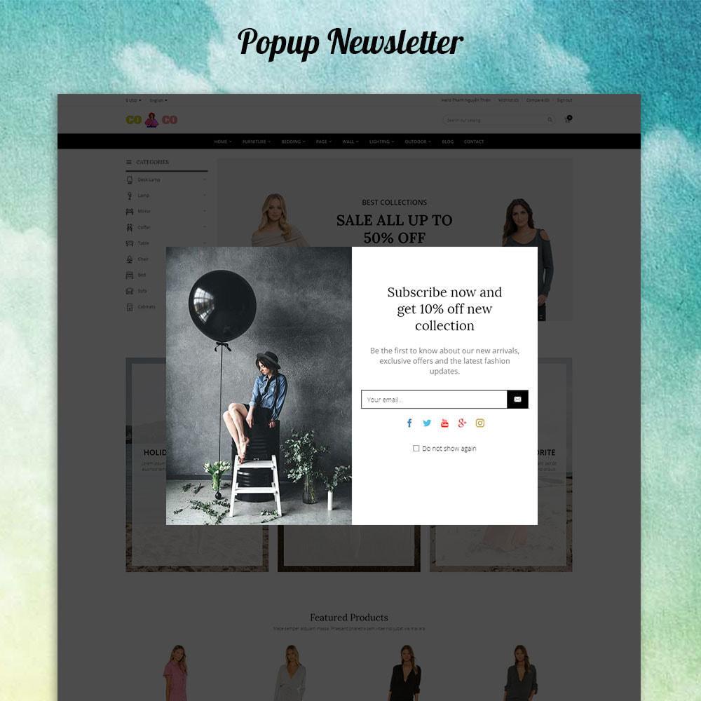 theme - Moda y Calzado - Coco - Fashion and Shose online store. - 3