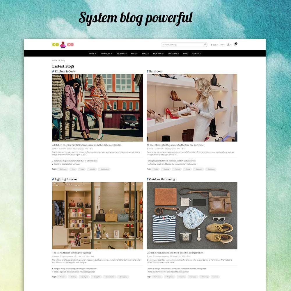 theme - Moda y Calzado - Coco - Fashion and Shose online store. - 5