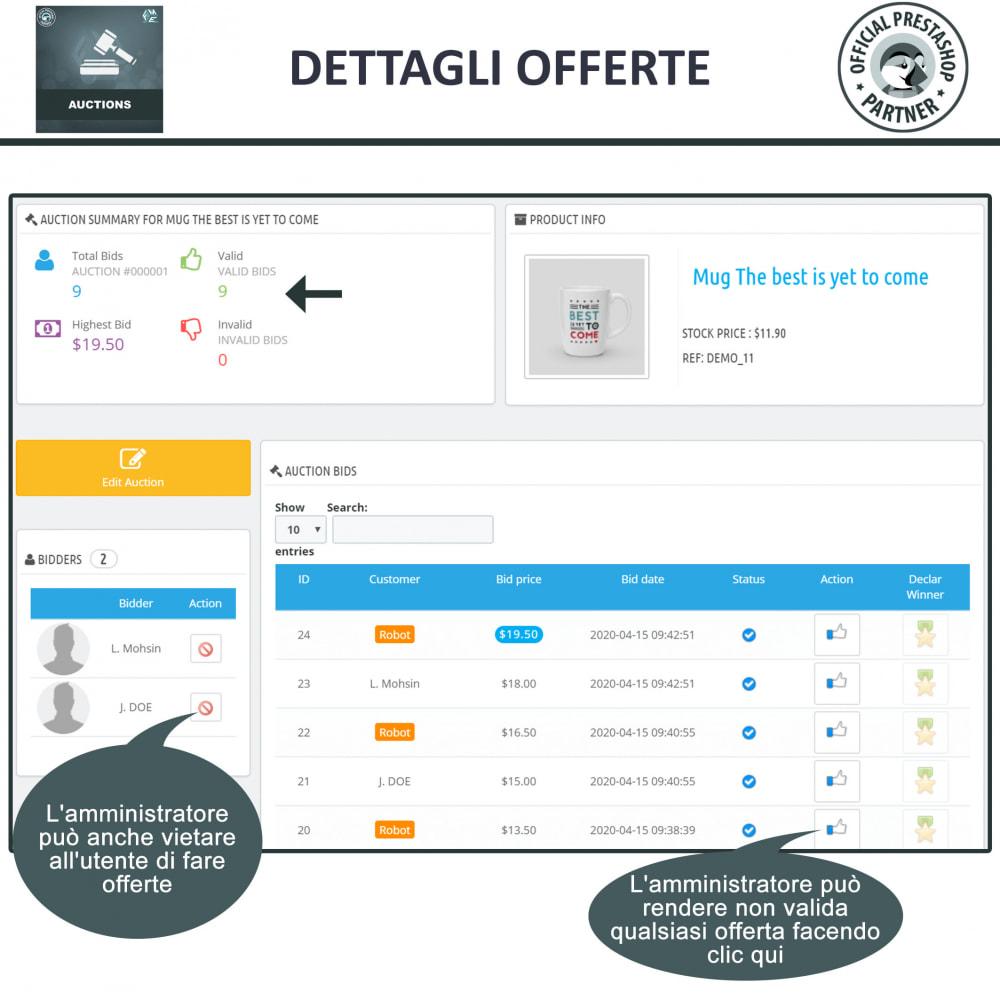 module - Aste - Asta Pro - Aste online e Offerte - 24