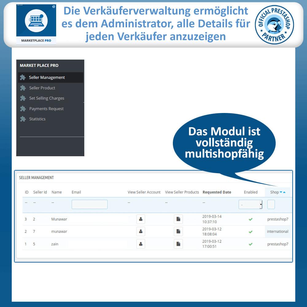 module - Marketplace Erstellen - Multi Vendor Marketplace  - Marketplace Pro - 23