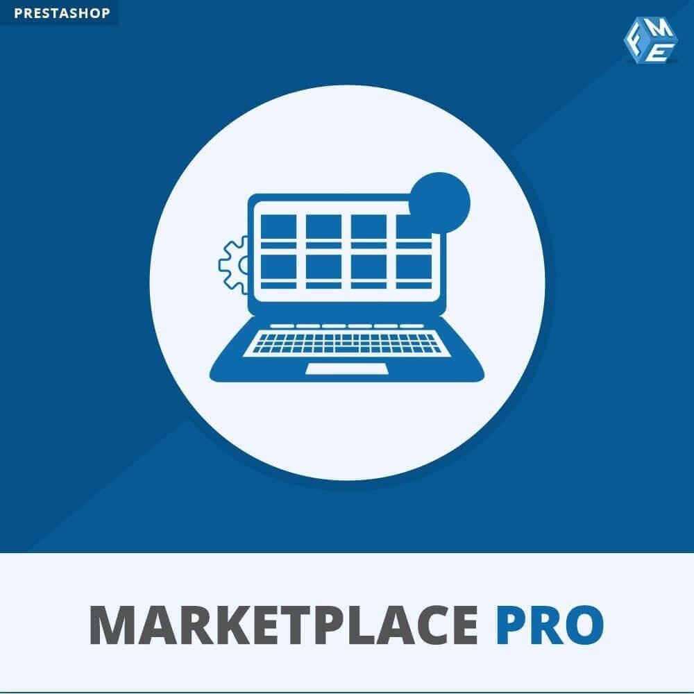 module - Creación de Marketplace - Multi Vendor Marketplace  - Marketplace Pro - 1