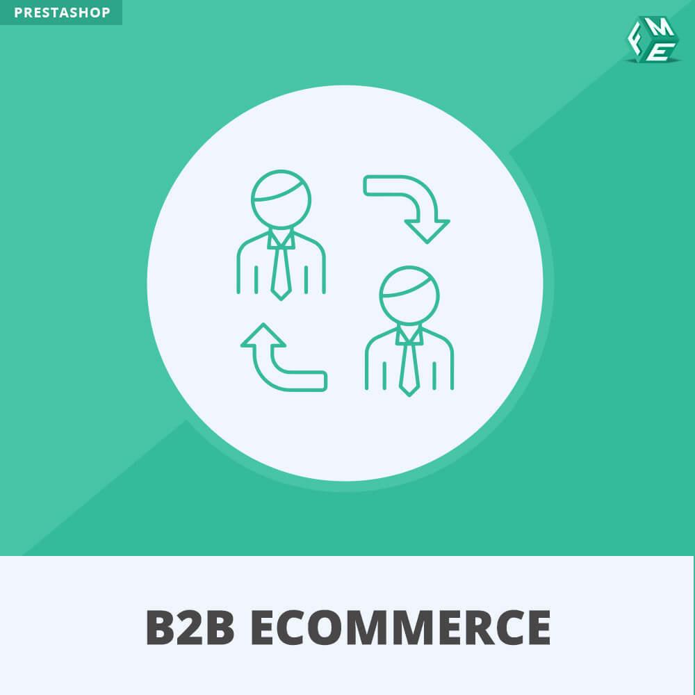 module - B2B - B2B E Commerce - 1