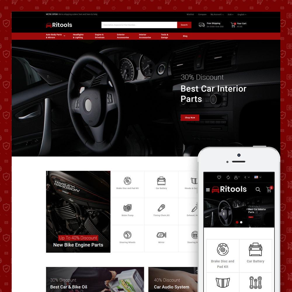 theme - Samochody - Tools - Online Store - 3