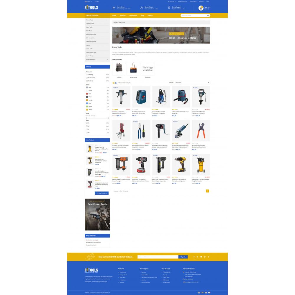 theme - Samochody - Tools - Online Store - 5
