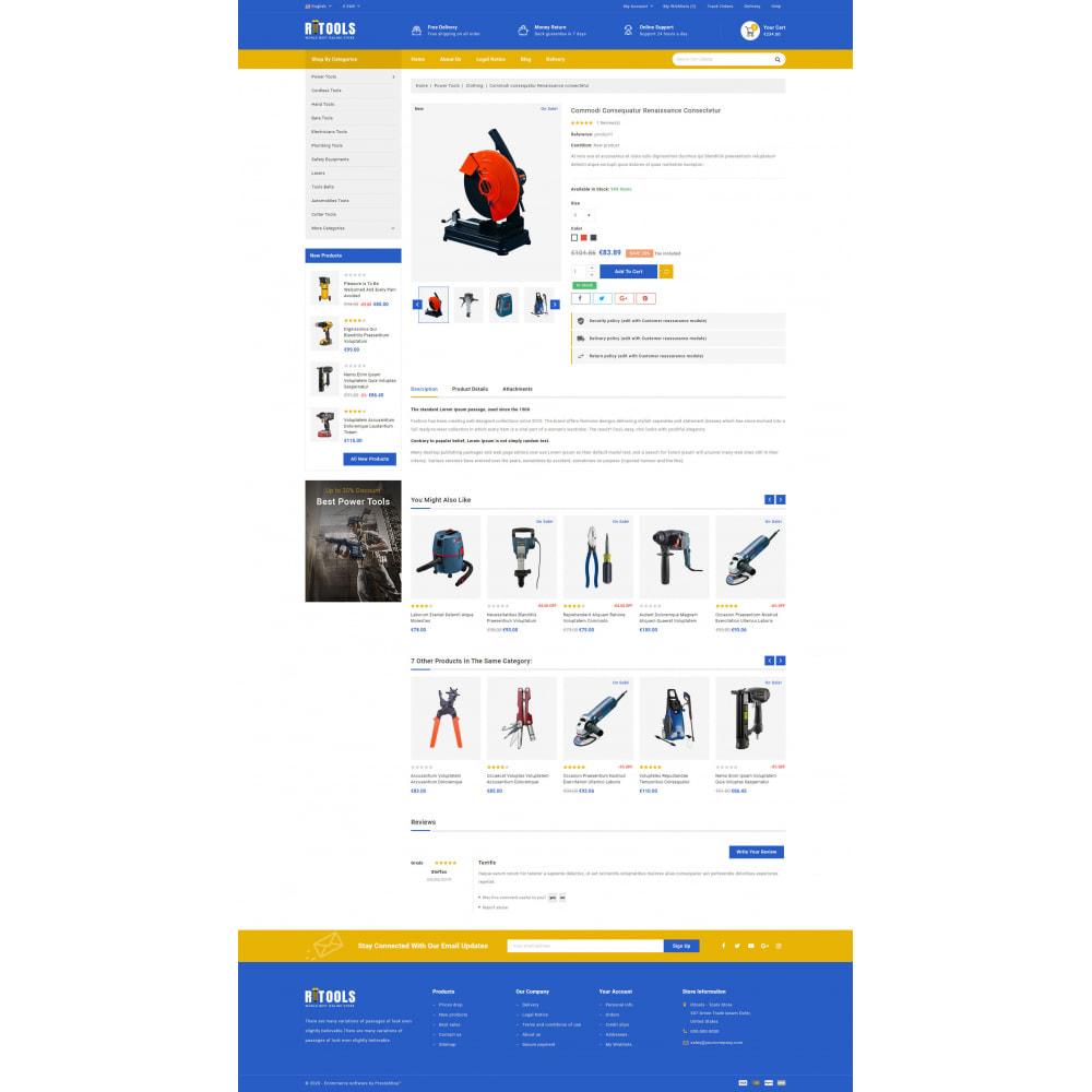 theme - Samochody - Tools - Online Store - 7