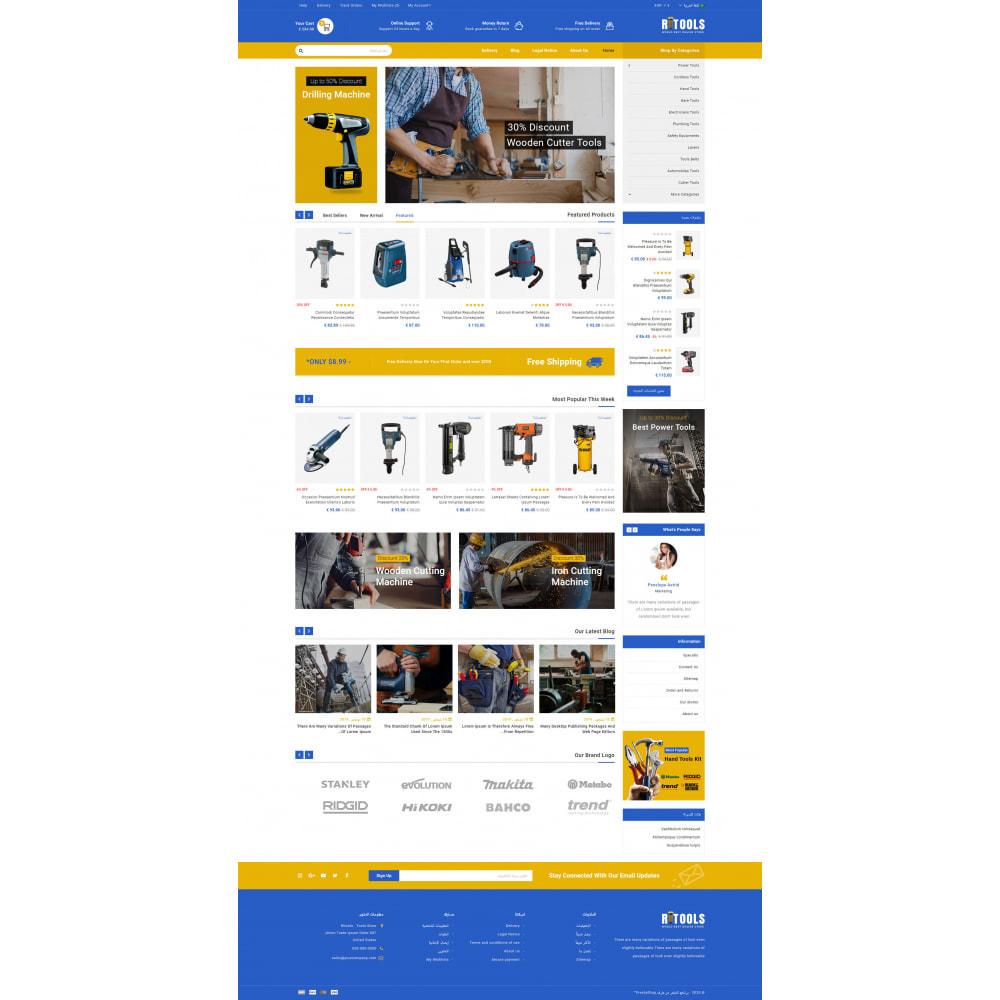 theme - Samochody - Tools - Online Store - 12