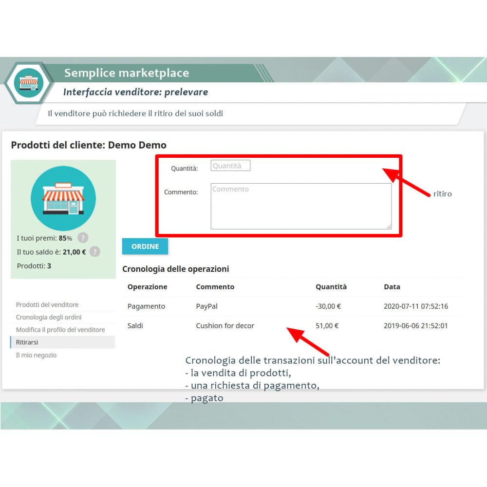 module - Creazione Marketplace - Simple Marketplace (Semplice marketplace) - 5