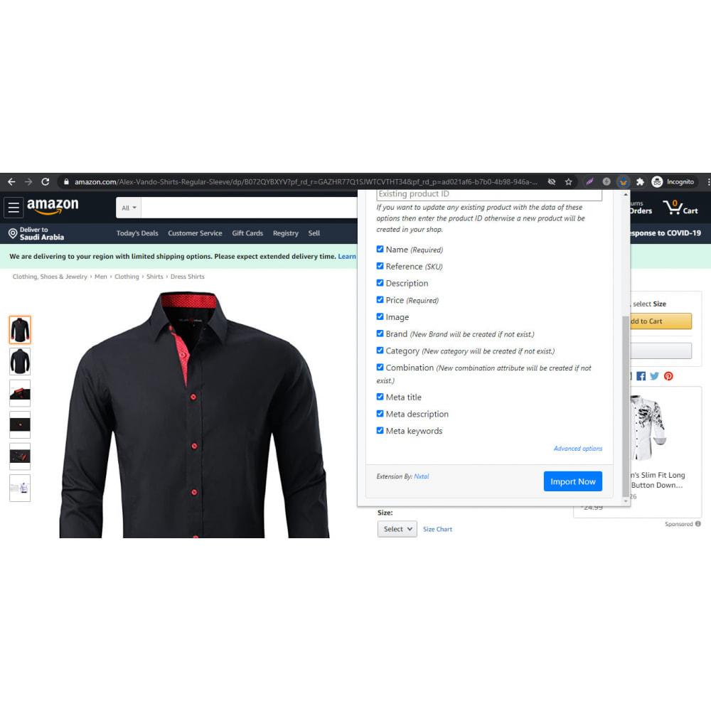 module - Data Import & Export - Advanced Amazon Product Importer & Affiliate - 4