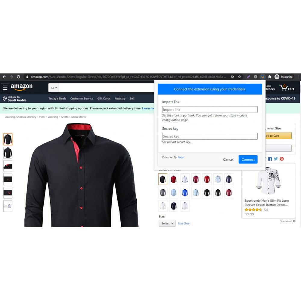 module - Data Import & Export - Advanced Amazon Product Importer & Affiliate - 5