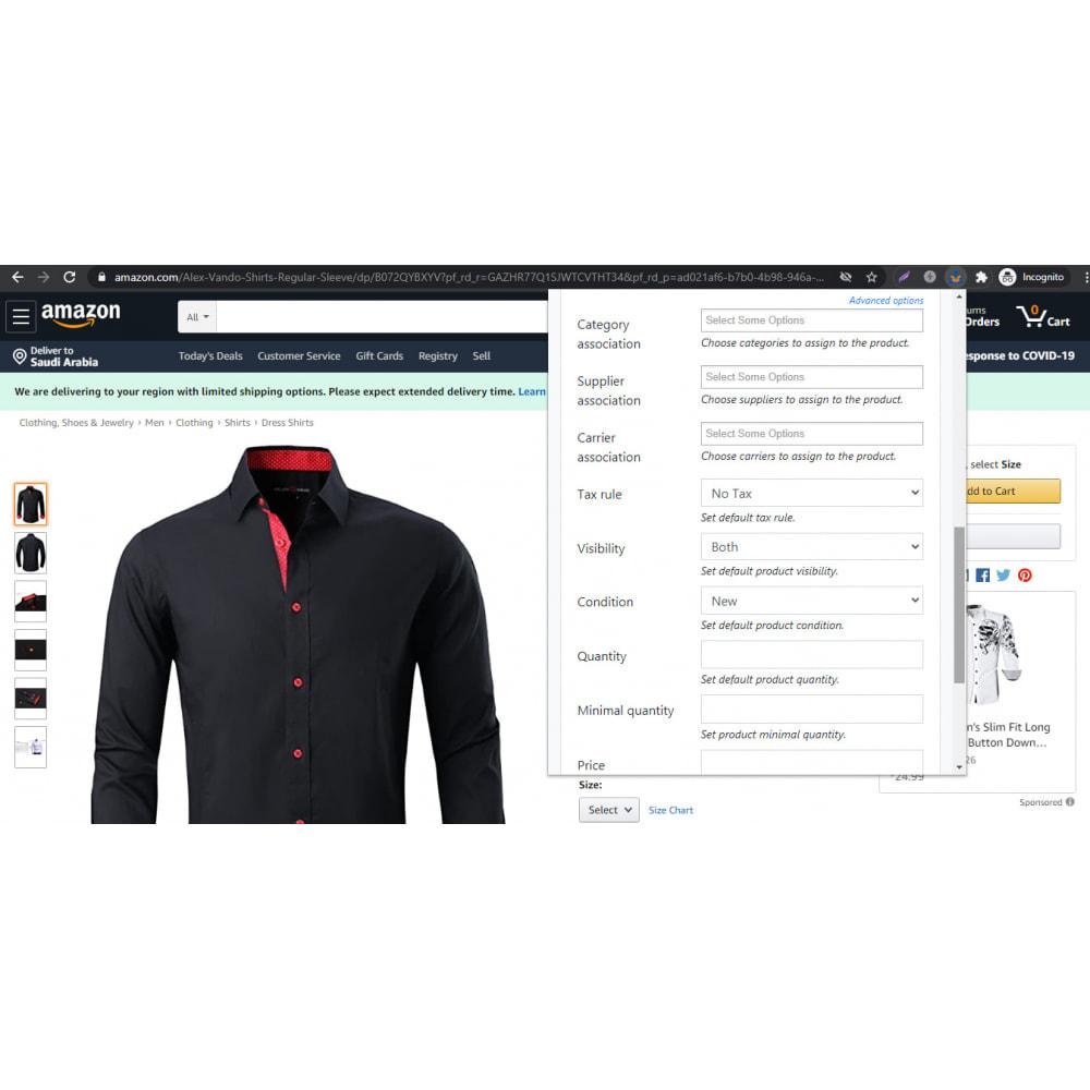 module - Data Import & Export - Advanced Amazon Product Importer & Affiliate - 6