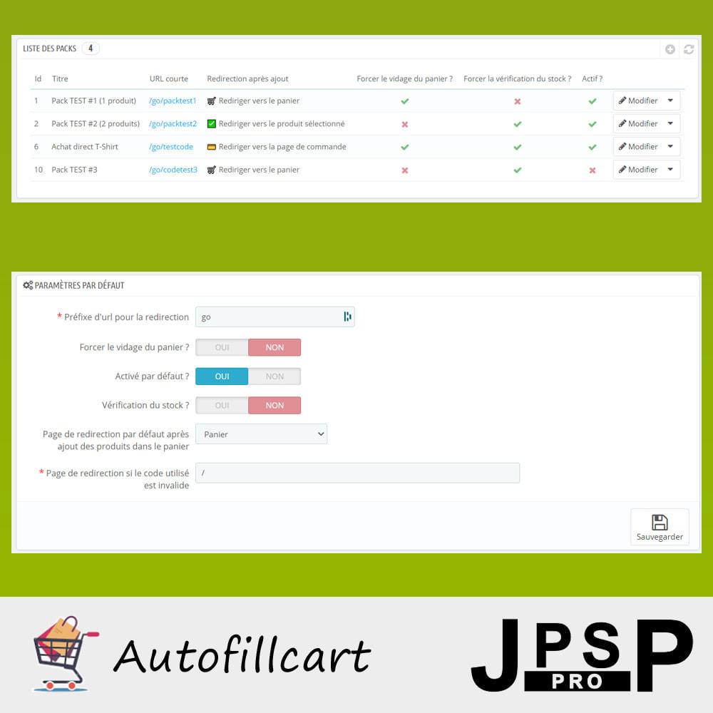 module - Inscripción y Proceso del pedido - Fill cart automatically - 2