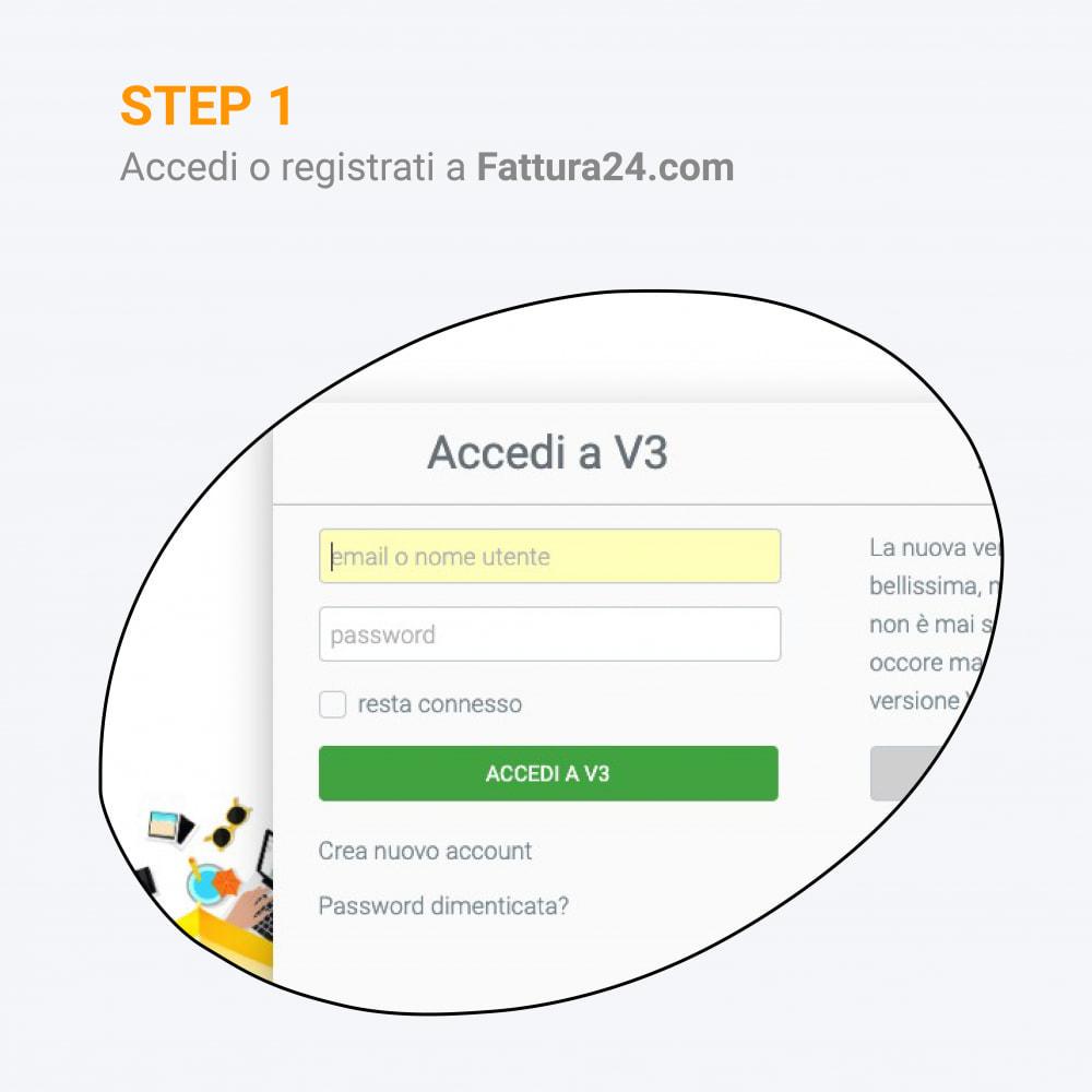 module - Contabilità & Fatturazione - Fattura24 - Modulo di fatturazione - 2