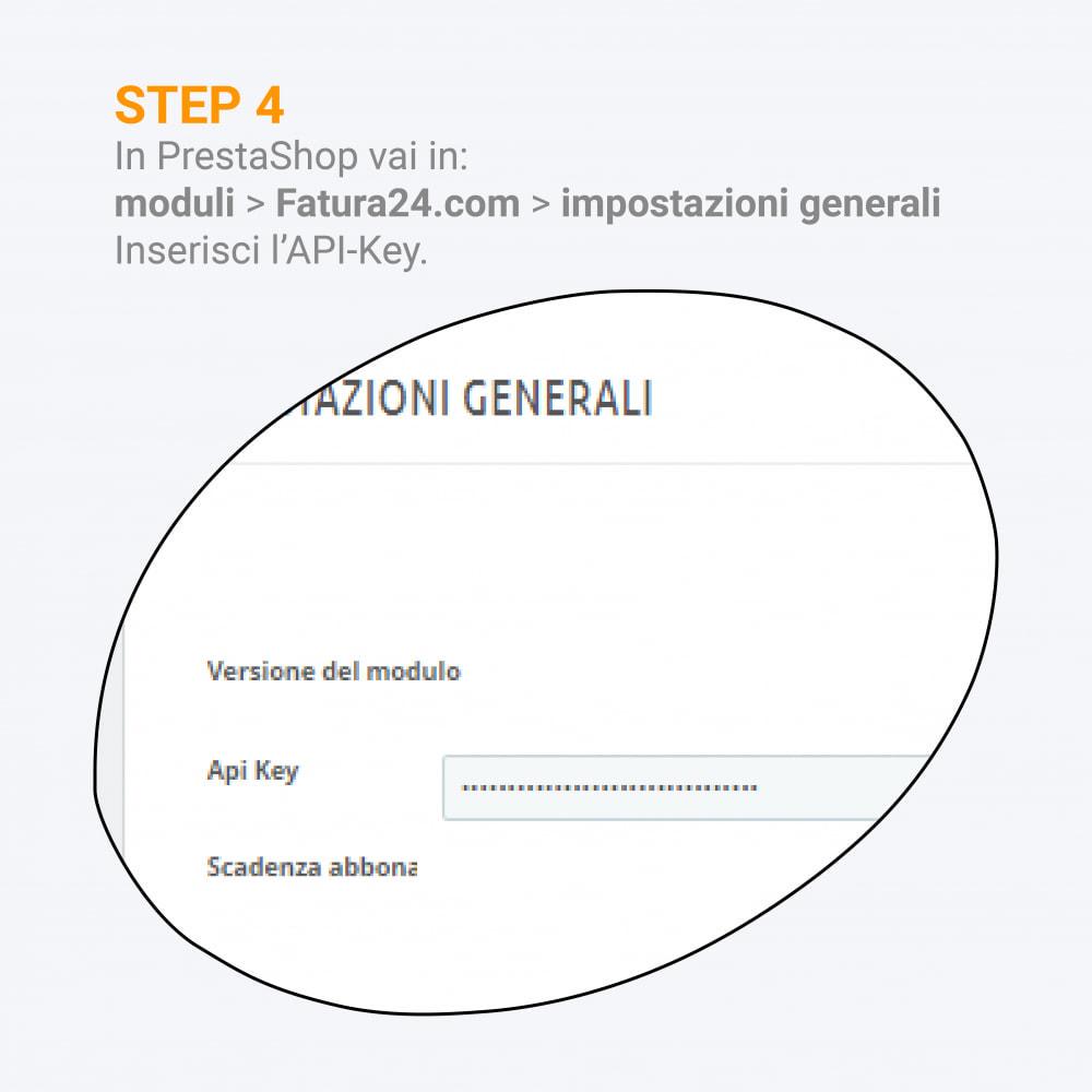 module - Contabilità & Fatturazione - Fattura24 - Modulo di fatturazione - 5