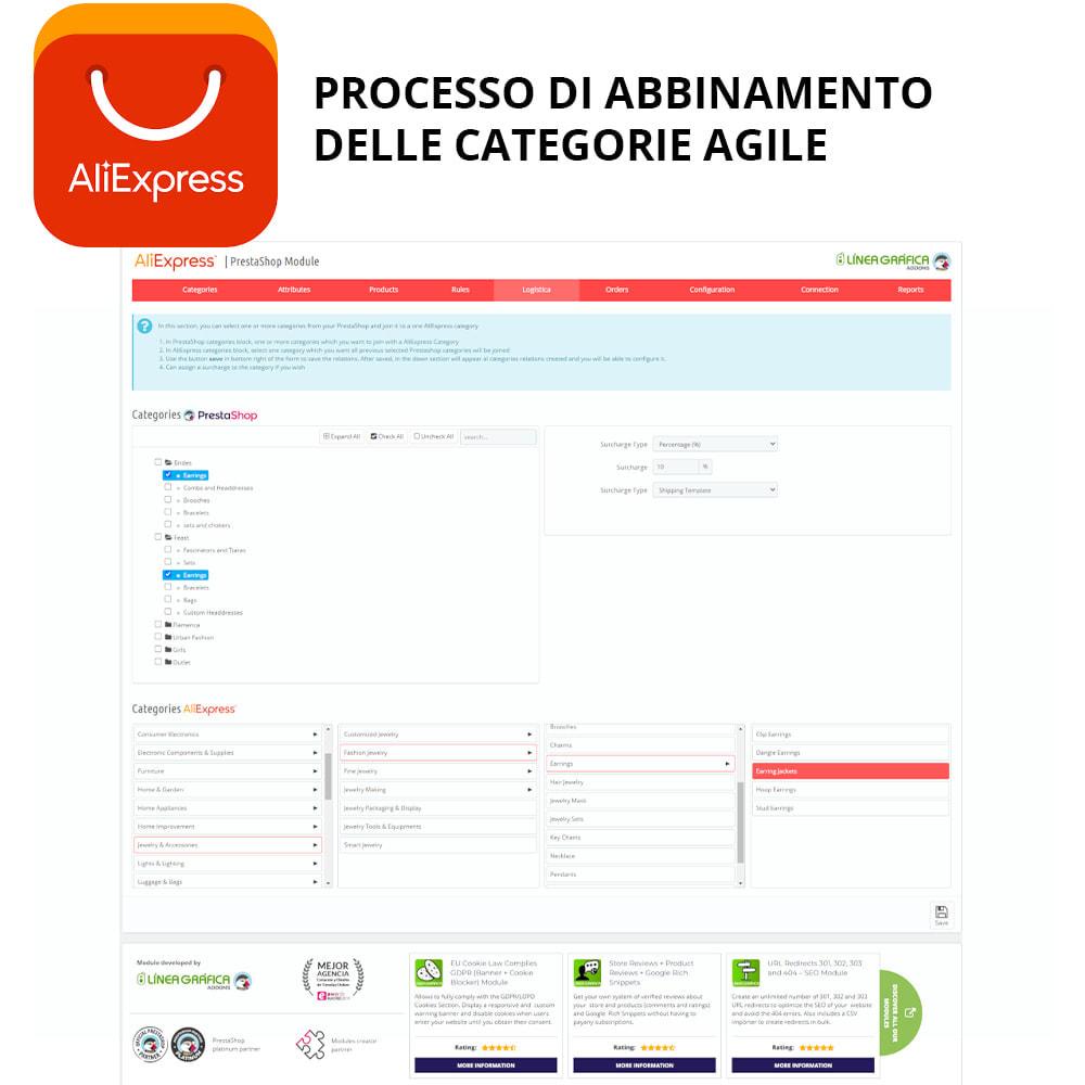 module - Marketplace - AliExpress Ufficiale - 4
