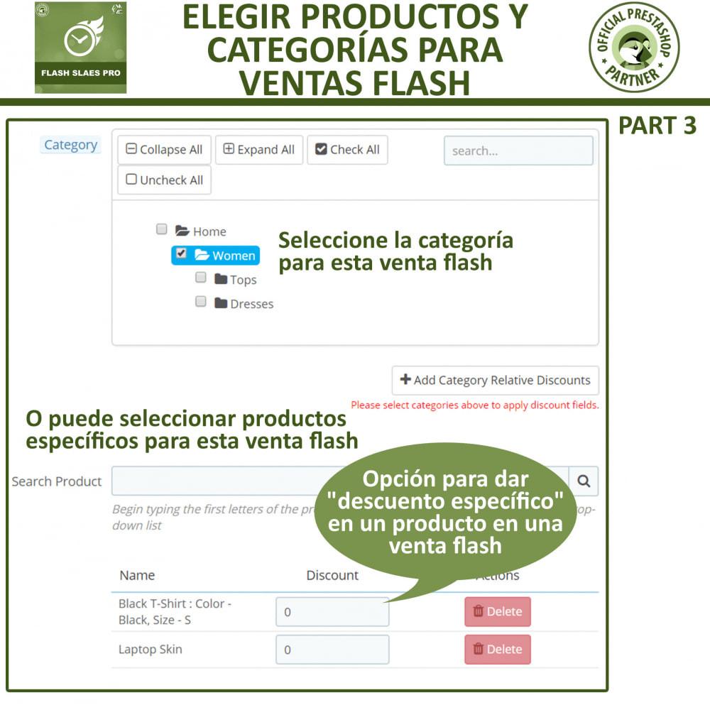 module - Ventas Privadas y Ventas Flash - Flash Sales Pro - Descuento con Cuenta Regresiva - 12