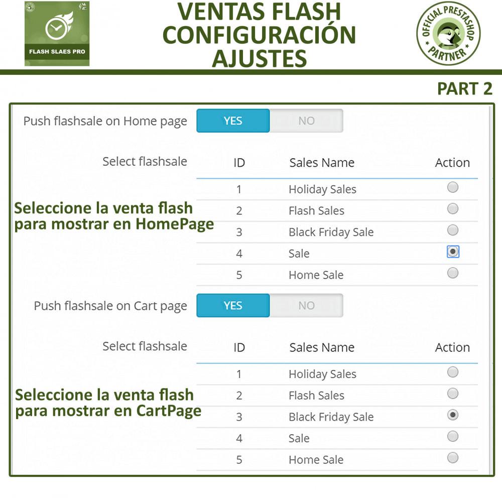 module - Ventas Privadas y Ventas Flash - Flash Sales Pro - Descuento con Cuenta Regresiva - 15