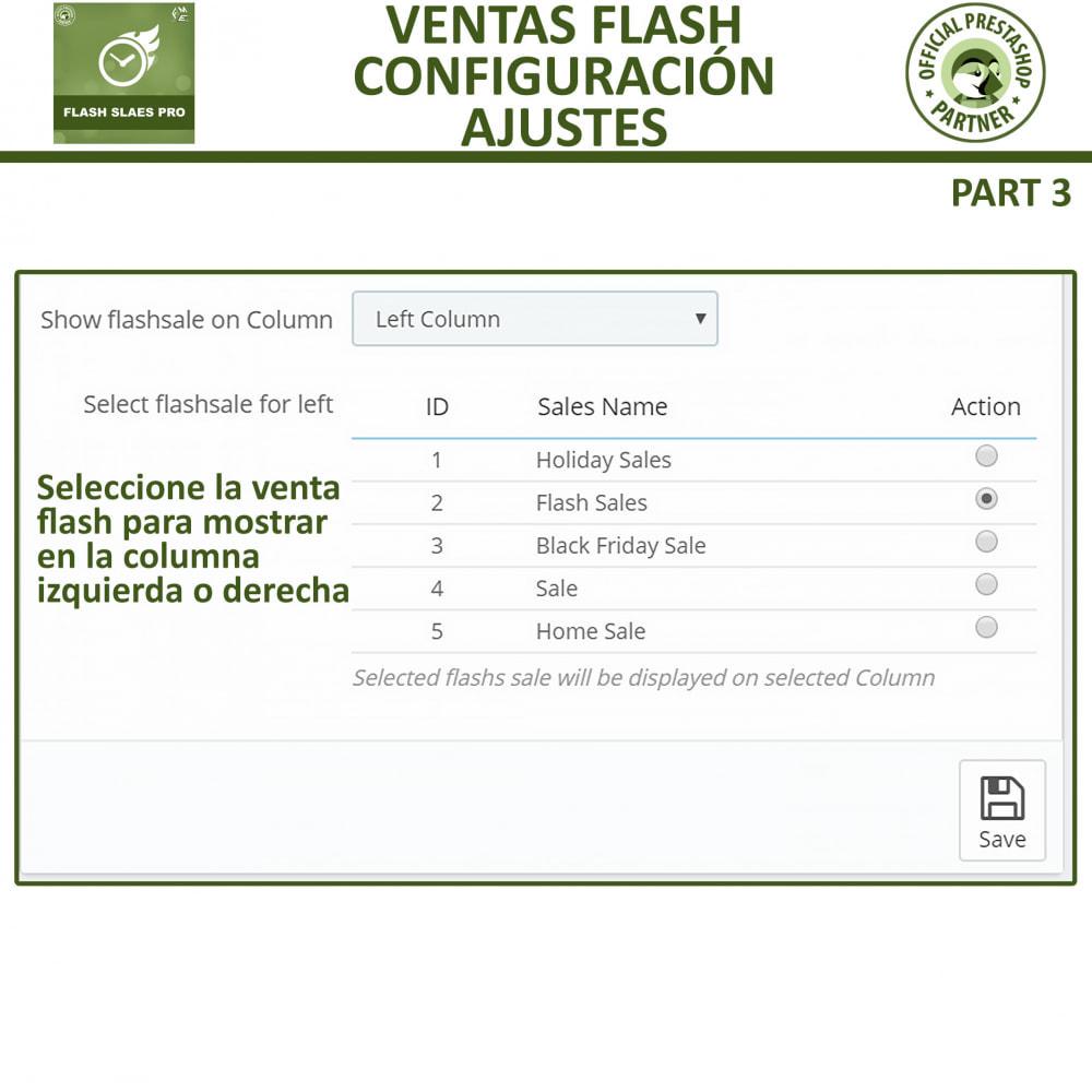 module - Ventas Privadas y Ventas Flash - Flash Sales Pro - Descuento con Cuenta Regresiva - 16
