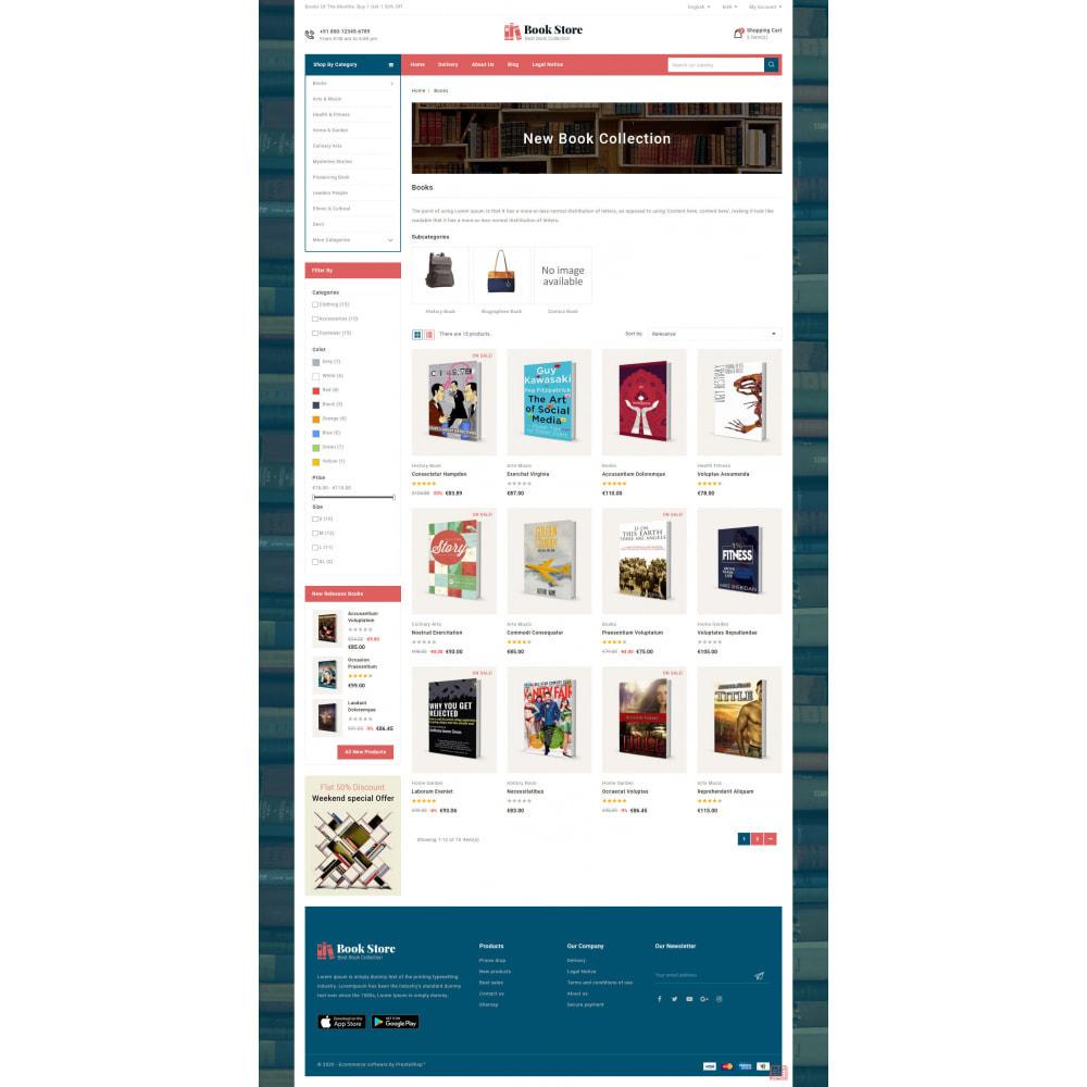 theme - Kultura & Sztuka - Online Book Store - 4