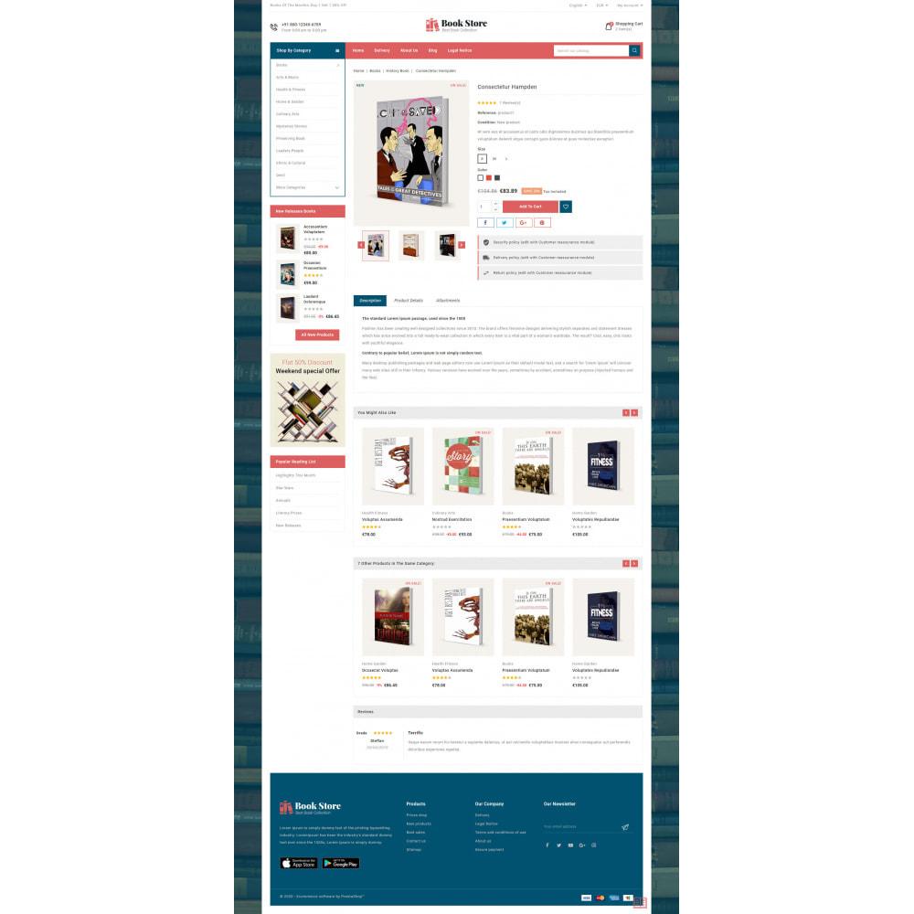 theme - Kultura & Sztuka - Online Book Store - 6