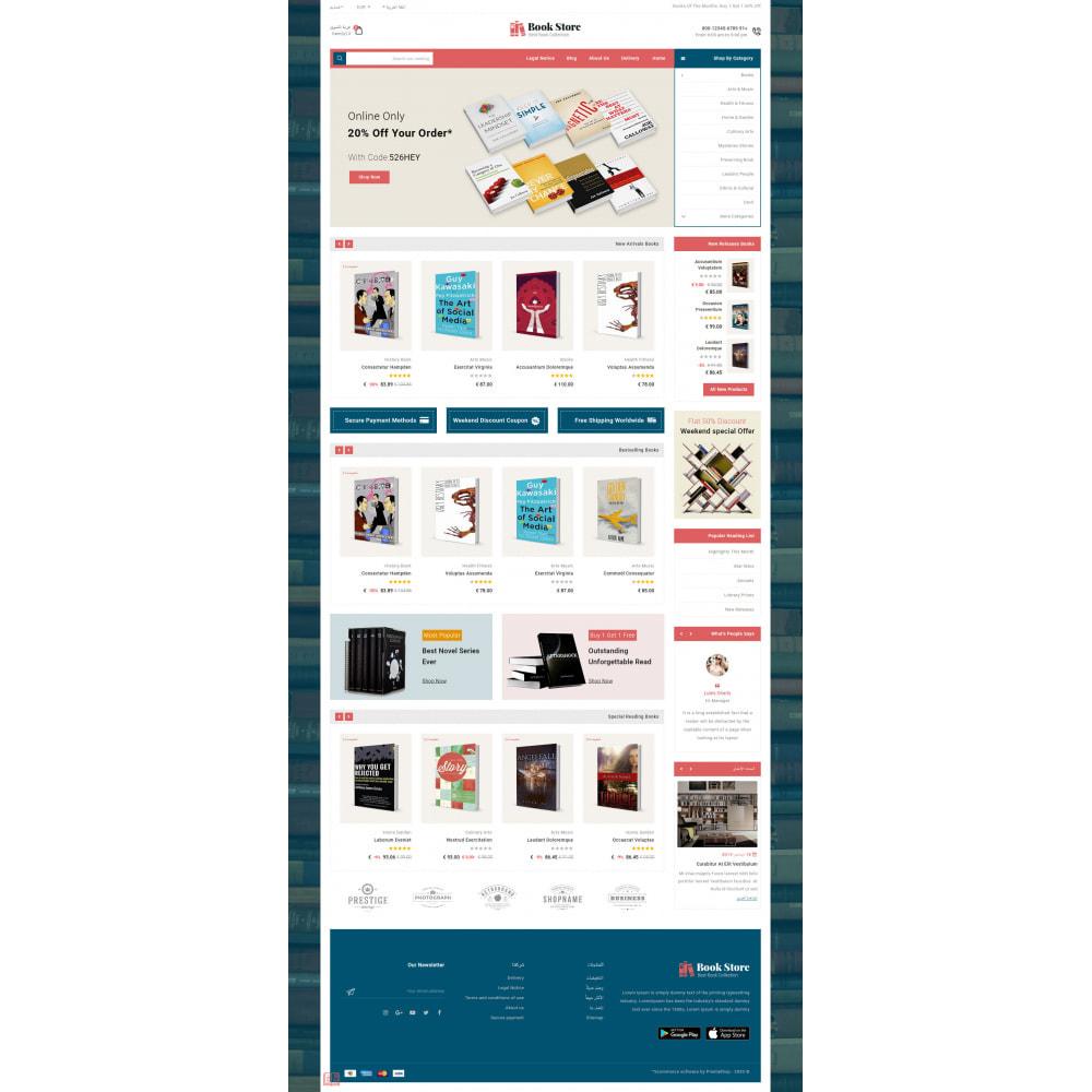 theme - Kultura & Sztuka - Online Book Store - 11
