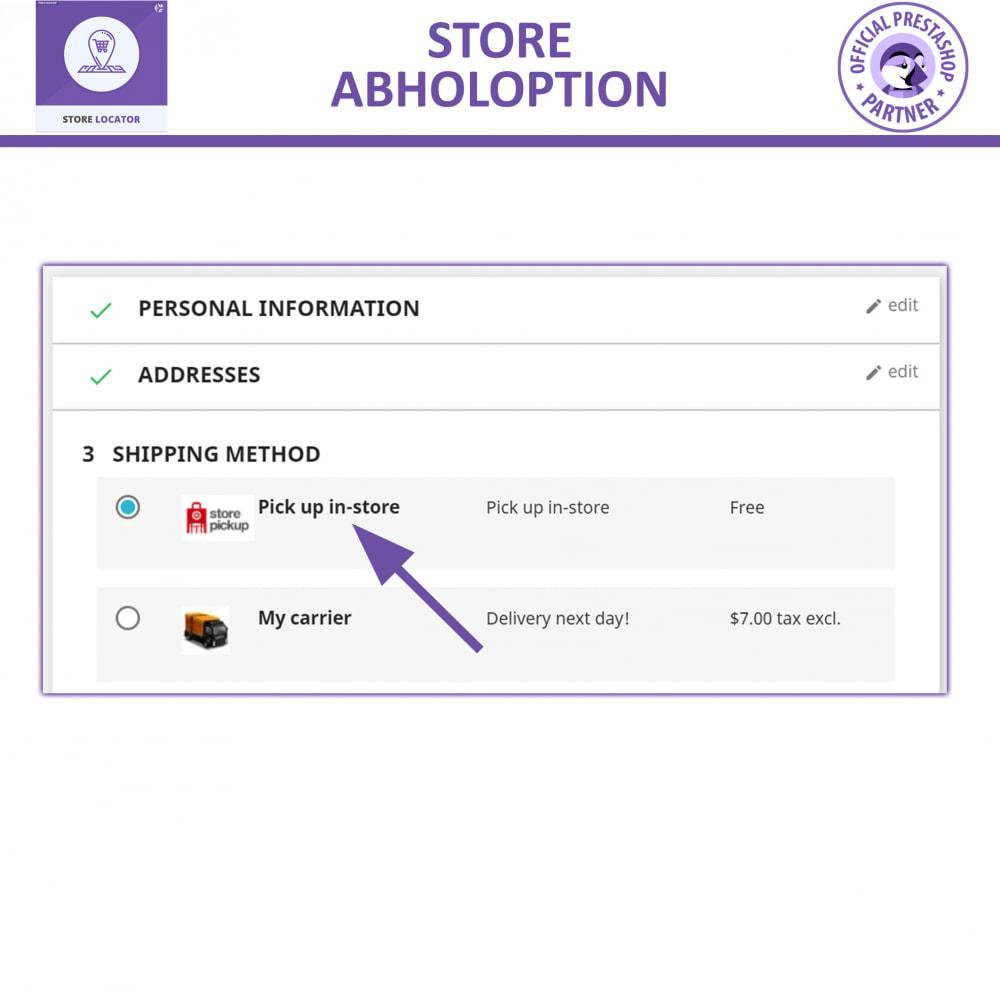 module - Internationalisierung & Lokalisierung - Shopfinder mit Google Maps - 9