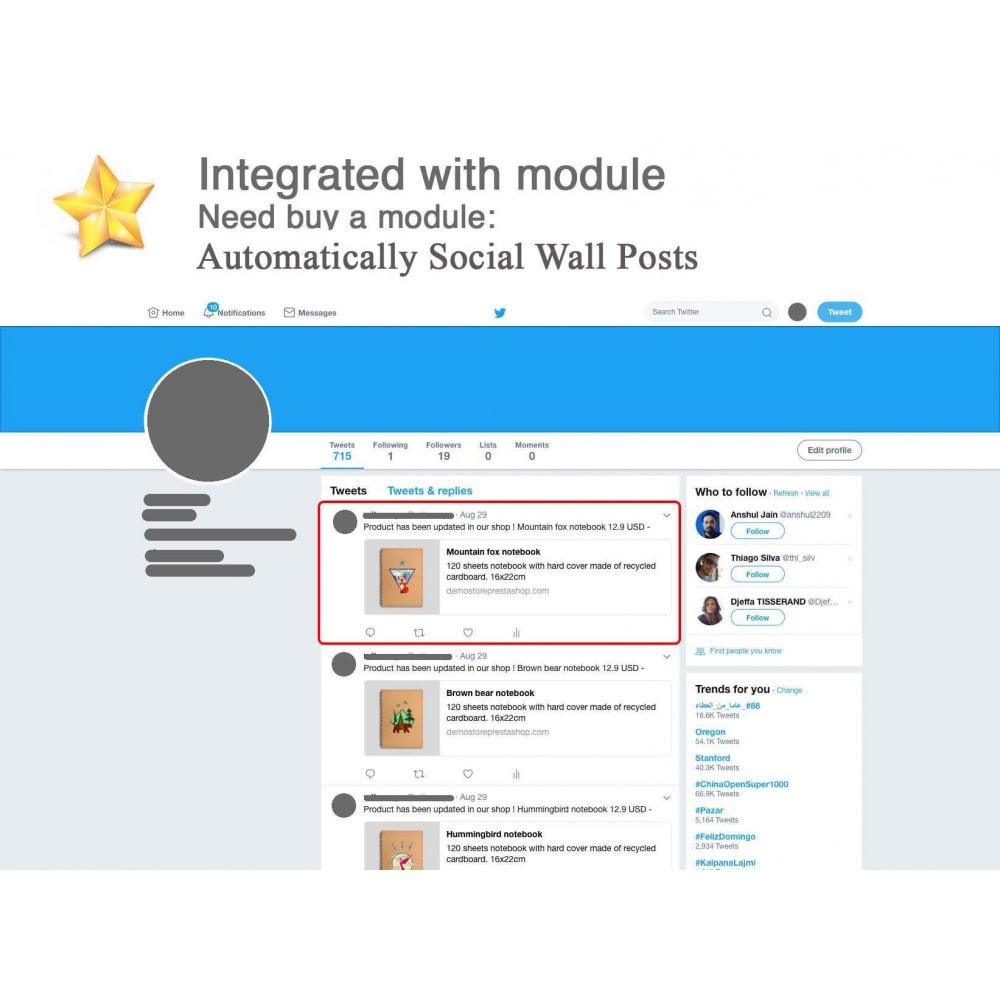 module - Sociale Widgets - Product Reviews PRO + Loyalty Program + User Profile - 5