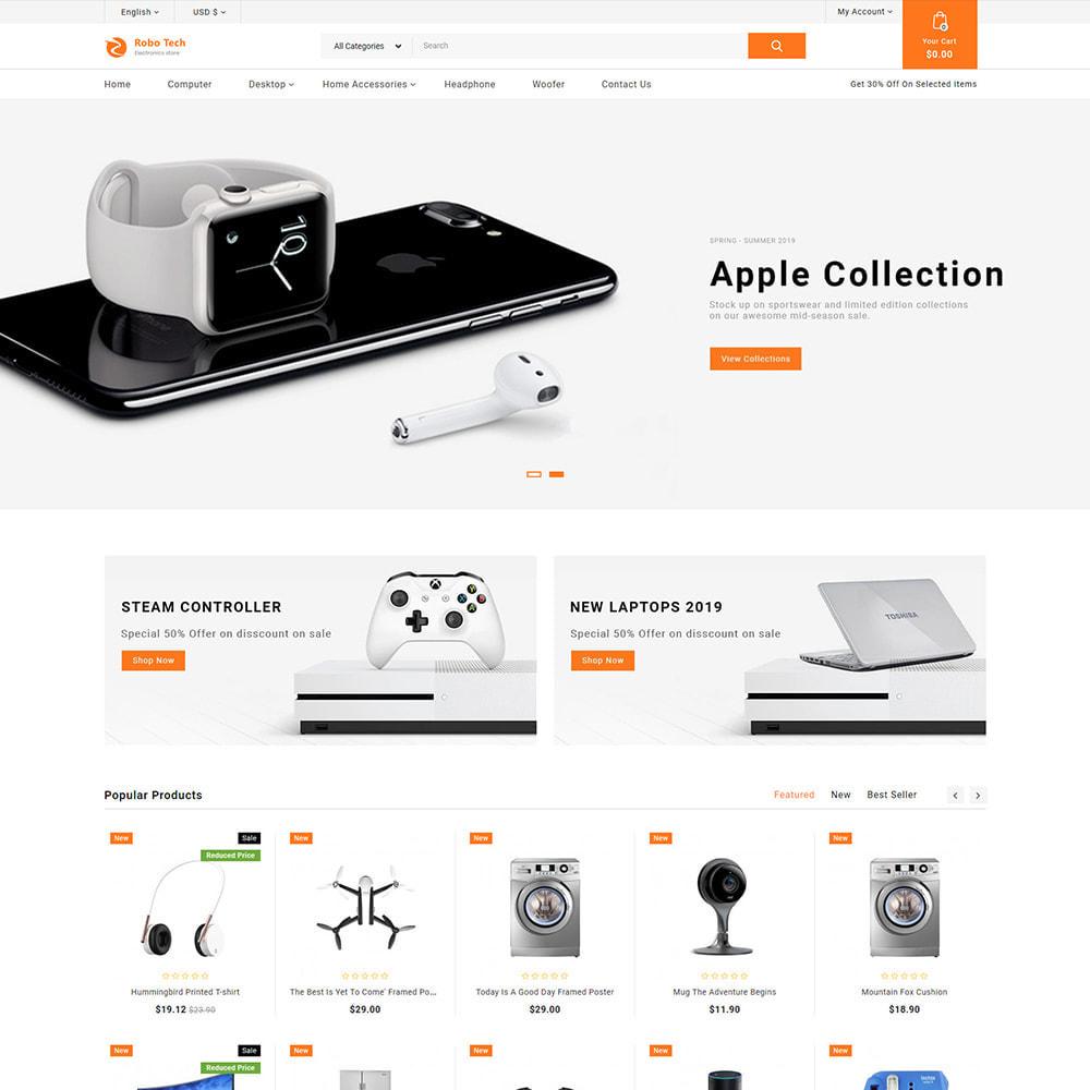 theme - Elettronica & High Tech - RoboTech - Mega Electronics Store - 7