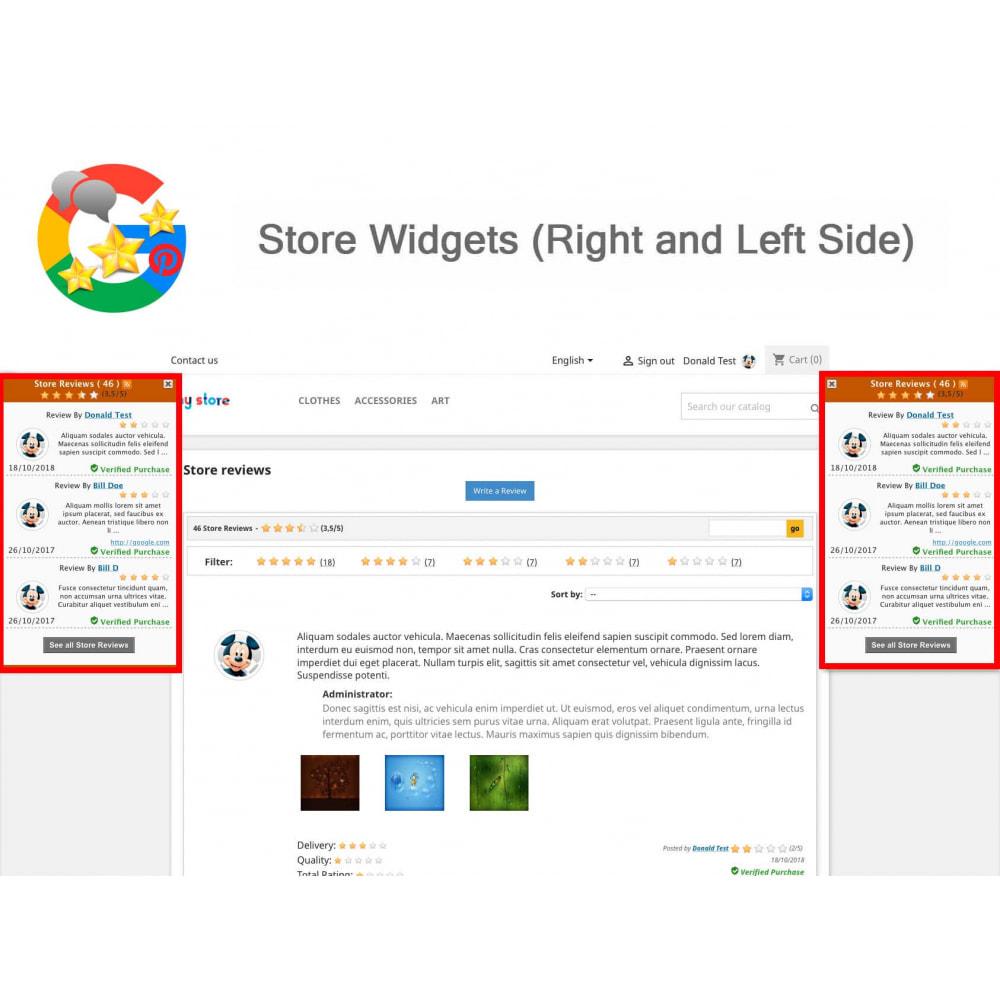 module - Klantbeoordelingen - Product, Shop Reviews, Loyalty Program, Google Snippets - 19