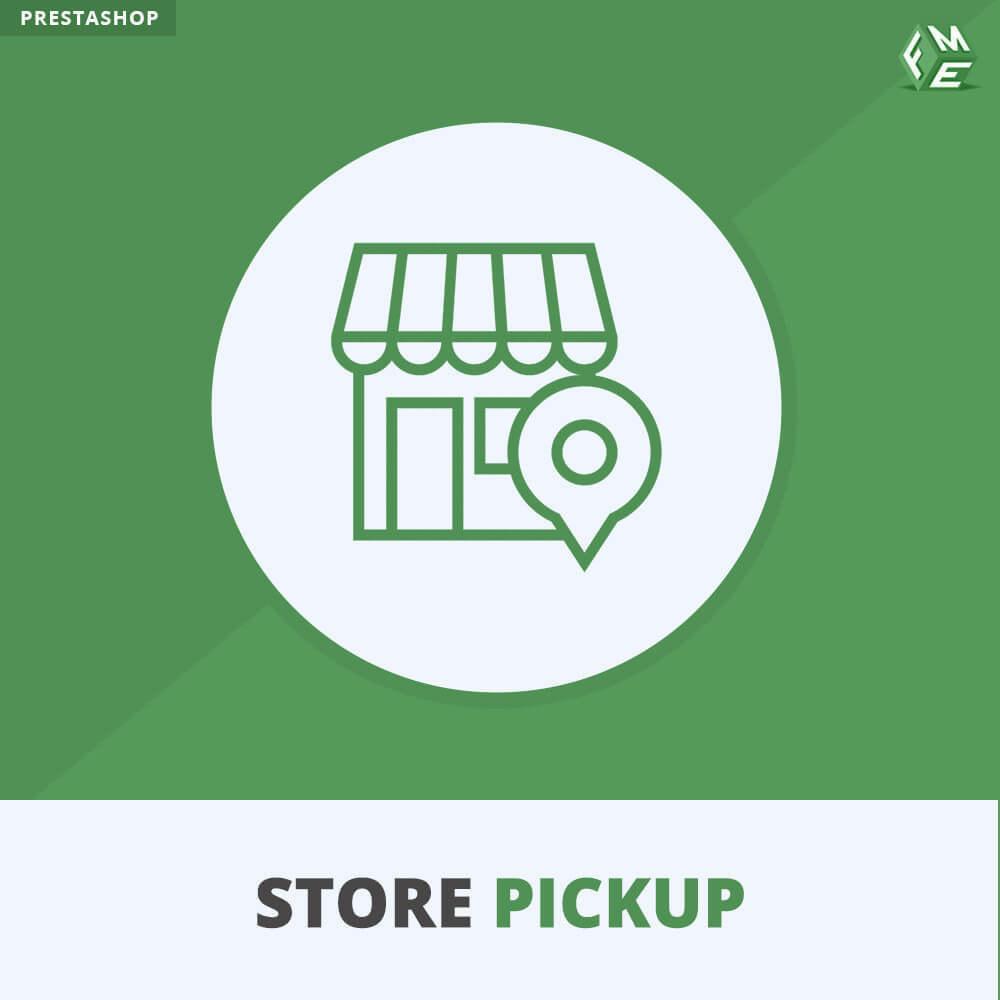 module - Punto de entrega y Recogida en tienda - Store Pickup - 1
