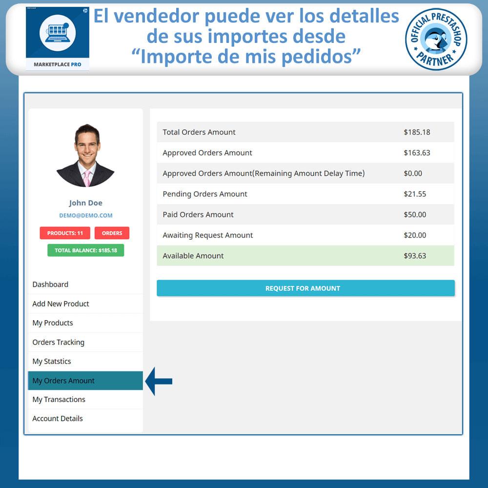 module - Creación de Marketplace - Multi Vendor Marketplace  - Marketplace Pro - 16