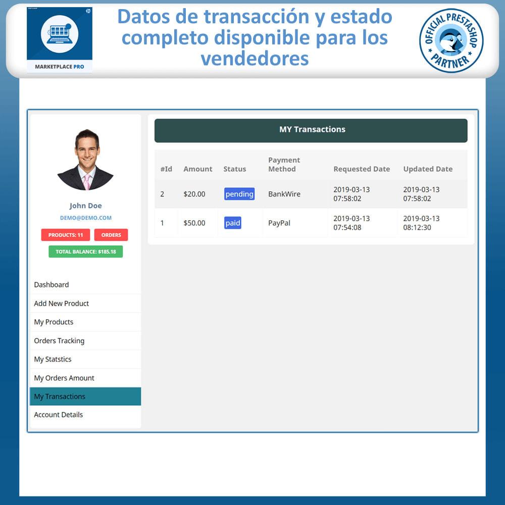 module - Creación de Marketplace - Multi Vendor Marketplace  - Marketplace Pro - 17