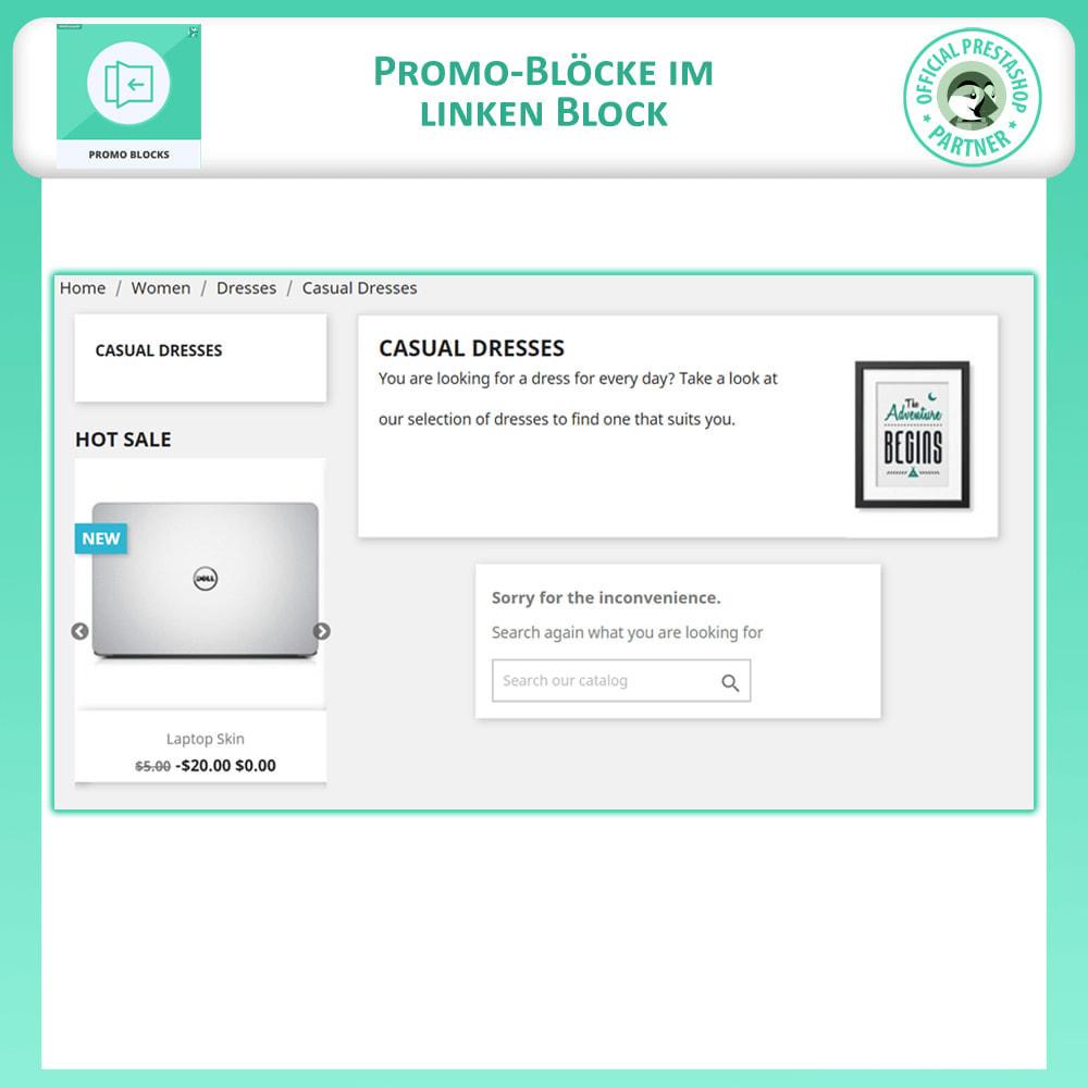module - Silder & Gallerien - Produkt-Schieberegler - Werbeartikel Carousal - 2