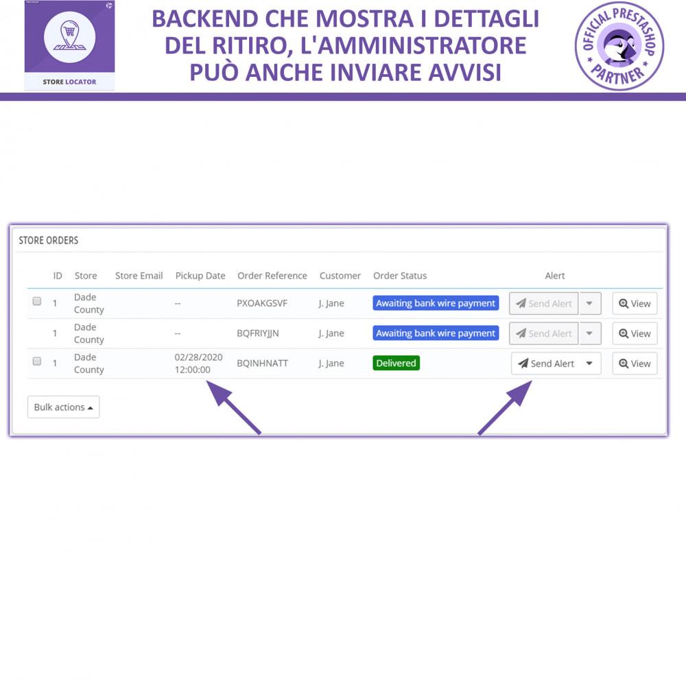 module - Lingue & Traduzioni - Localizzatore Store con Google Maps - 11