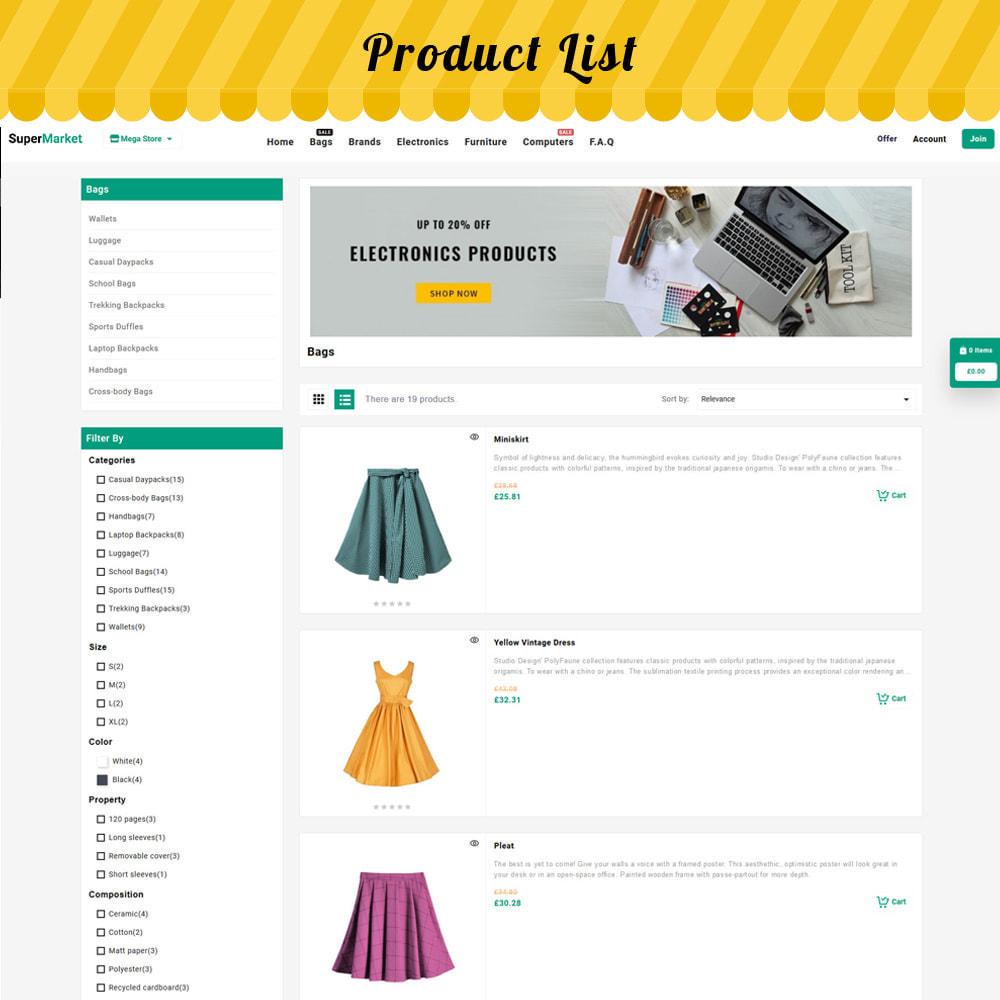 theme - Elettronica & High Tech - New Super Market Store - 3