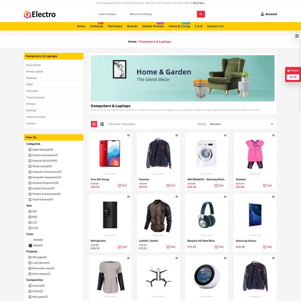 theme - Electrónica e High Tech - Electro Store - 2