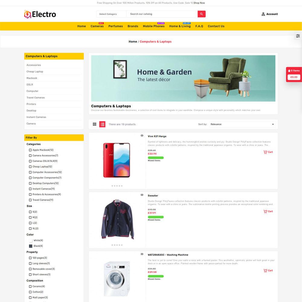 theme - Electrónica e High Tech - Electro Store - 3